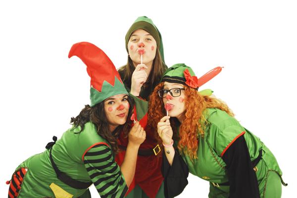 Descubre nuestra animación temática para Navidad