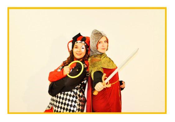 fiestas temáticas infantiles Valencia - Medievales