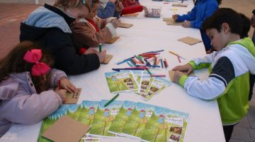 Animacion en Valencia Proyectos Educativos- Talleres