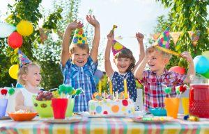 animacion de cumpleaños en valencia - niños